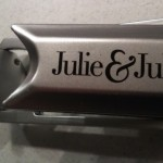 CLOSED Wednesday's Contest--Julie & Julia Reading Light