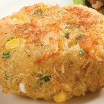 Corn n' Crab Cakes