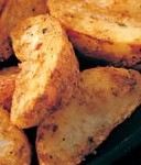 Baked Potato Spears